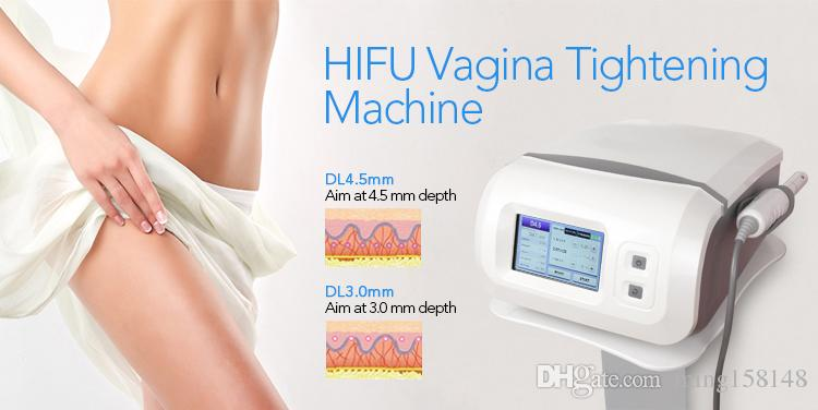 Clear tissue vagina